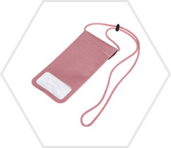 Water proof mobile phone bag